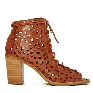 Jeffrey Campbell Cors Daisy Ankle Tie Sandal
